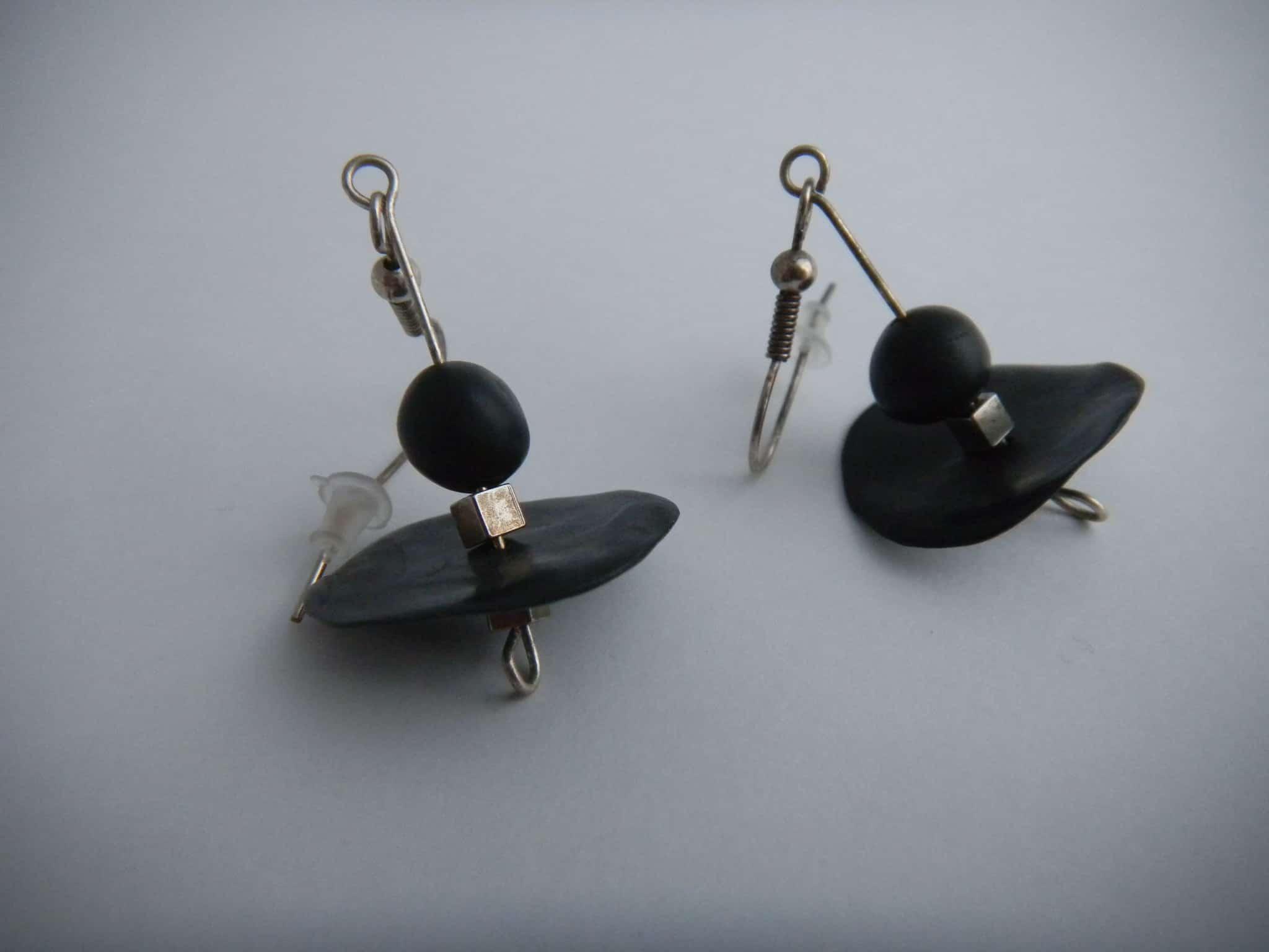 Louise.h bijoux BO noire